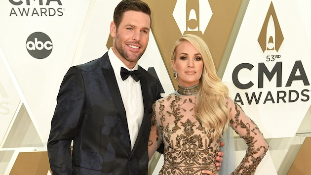 'Do your part, stay apart': Carrie Underwood and Mike Fisher urge fans to practice social distancing
