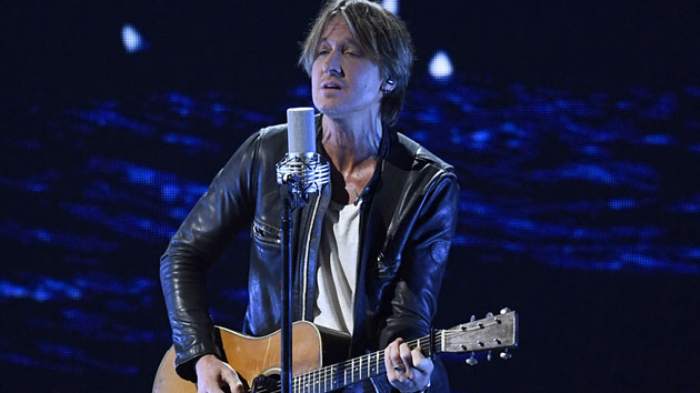 Keith Urban's quarantine includes board games, family time and lots of music