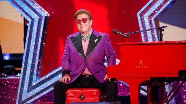 Elton John launches $1 million COVID-19 fund for HIV care