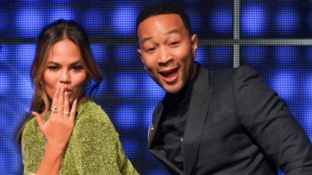 Chrissy Teigen and John Legend admit they are getting a little stir crazy in quarantine
