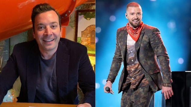 "Justin Timberlake and Jimmy Fallon drop super relatable ""Quarantine Remix"""