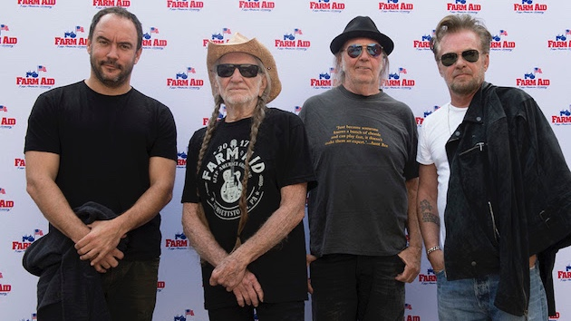 Willie Nelson will helm a special Farm Aid broadcast to help farmers affected by the COVID-19 pandemic