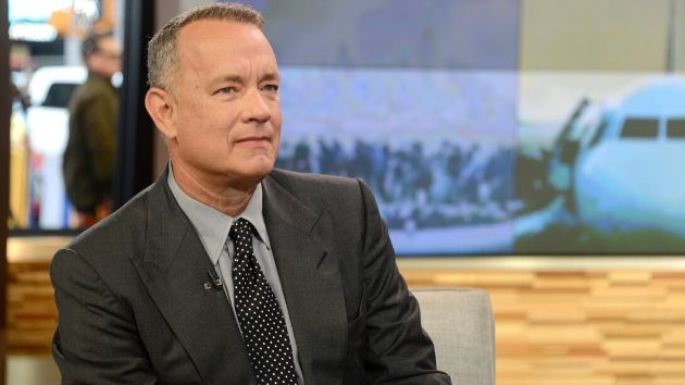 With a big reason to celebrate, COVID-19-free Tom Hanks makes a splash for his 64th birthday