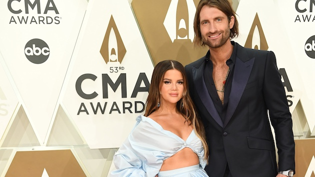 """Maren Morris and Ryan Hurd """"lucked out"""" with"""