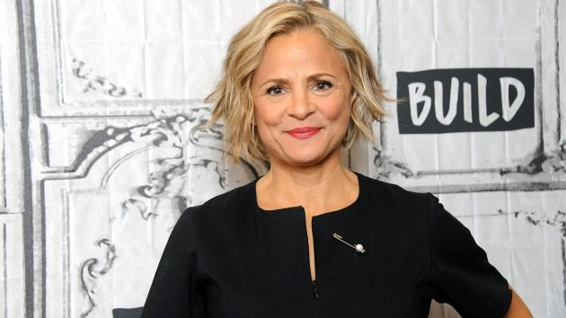 Amy Sedaris offers up a unconventional quarantine tanning tip: Use bacon fat!