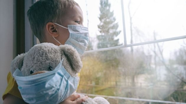 25 states report mysterious COVID-19 related child illness