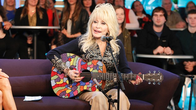 """Dolly Parton looks to a brighter future with """"When Life is Good Again"""" music video"""