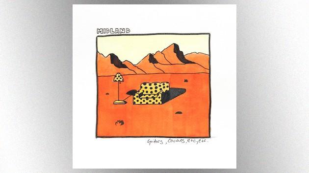 'Guitars, Couches, ETC., ETC.': Midland combats the quarantine blues with acoustic EP