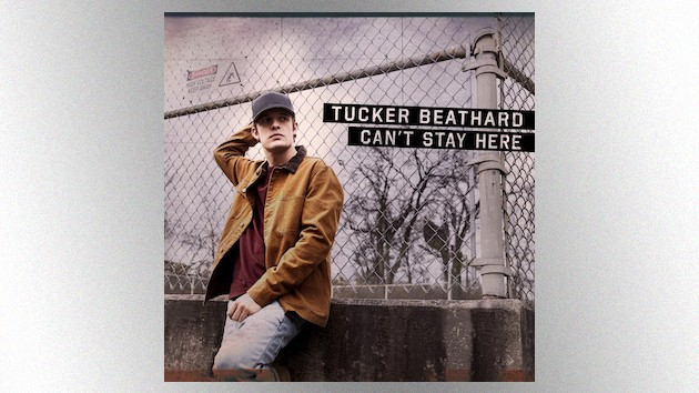 """""""Can't Stay Here"""": Tucker Beathard drops his newest heartache ballad in response to fan demand"""