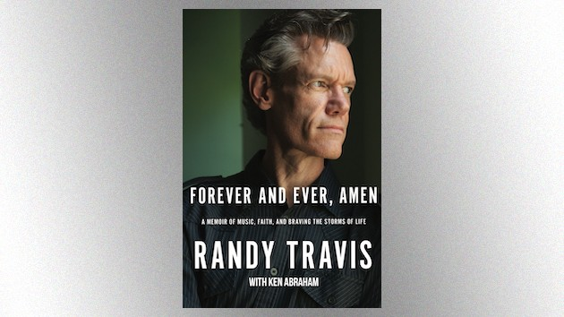 Forever and Ever, Amen: Randy Travis' memoir tops Book Authority's 'Best Country Music Books' list