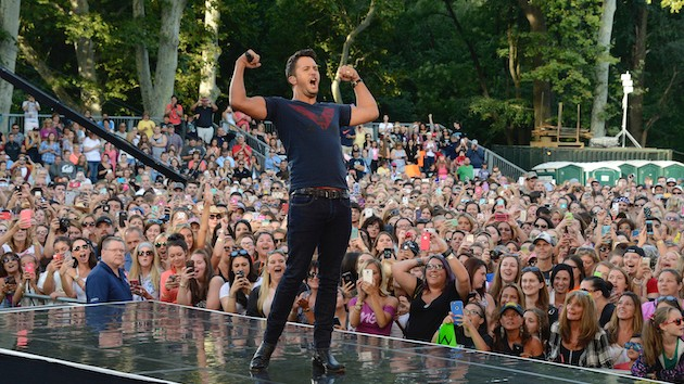 Luke Bryan, Blake Shelton on 'Forbes'' 2020 100 Highest-Paid Celebrities list