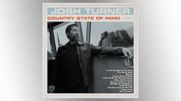 """Josh Turner nabs two 2x platinum RIAA plaques for """"Would You Go With Me"""" and """"Why Don't We Just Dance"""""""