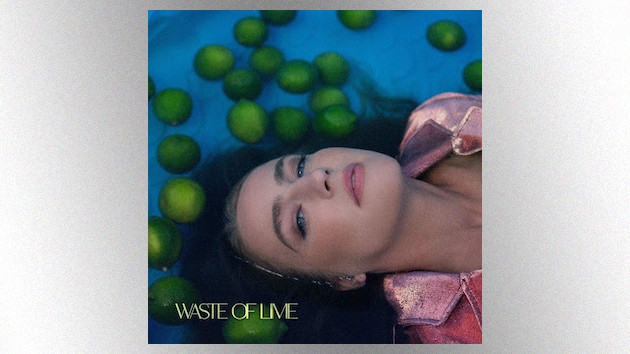 """Ingrid Andress' """"Waste of Lime"""" puts a tropical twist on heartache"""