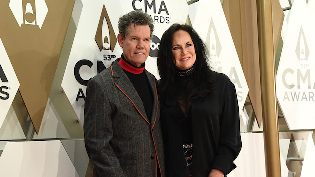 In quarantine, Randy Travis thinks back to how his life suddenly changed after his 2013 stroke