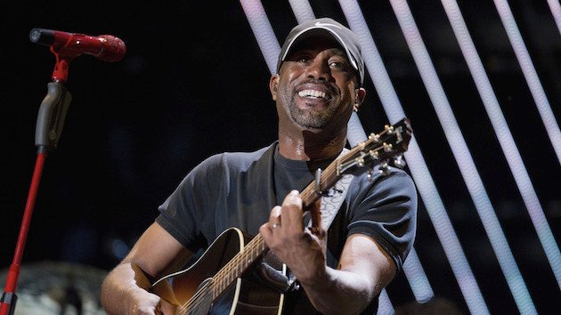 "Darius Rucker teases ""Beers and Sunshine,"" a summery ""silver lining"" on a tough year"