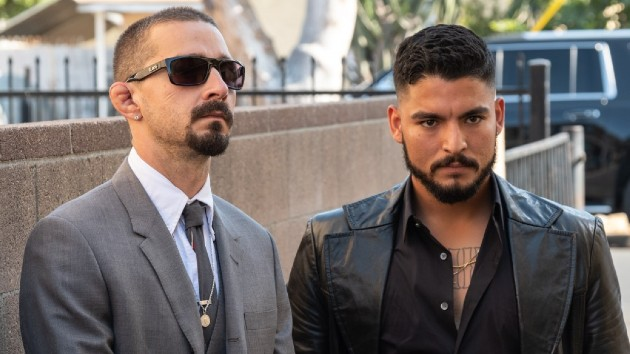 See Shia LaBeouf as a ruthless gang enforcer in 'The Tax Collector' trailer