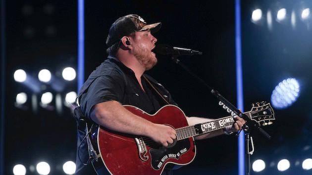 Luke Combs among multi-genre performers at 2020 'Billboard' Music Awards