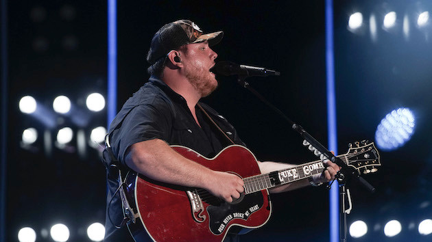 """Luke Combs slides into a new Crocs collab, and this time, it's for the """"Bootleggers"""""""