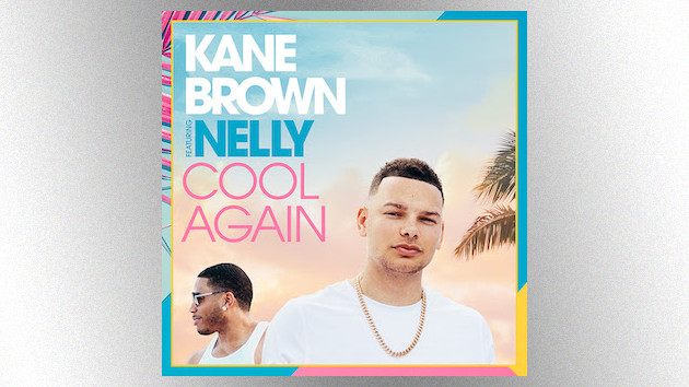 "Kane Brown and Nelly get ""Cool Again"" in tropical beach music video"