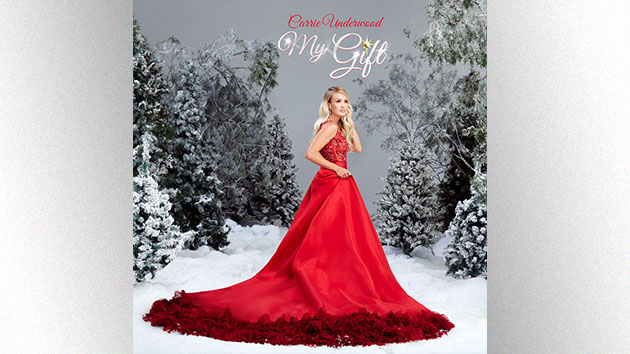 Carrie Underwood will bring her Christmas album, 'My Gift', to life with a new HBO Max TV special