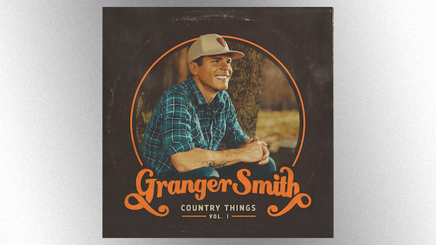 "Granger Smith's 'Country Things Vol. 1' is here: ""I really believe it's my best album yet"""