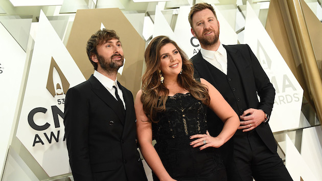 """Lady A lands first Christian Airplay chart-topper with their Chris Tomlin duet, """"Who You Are to Me"""""""