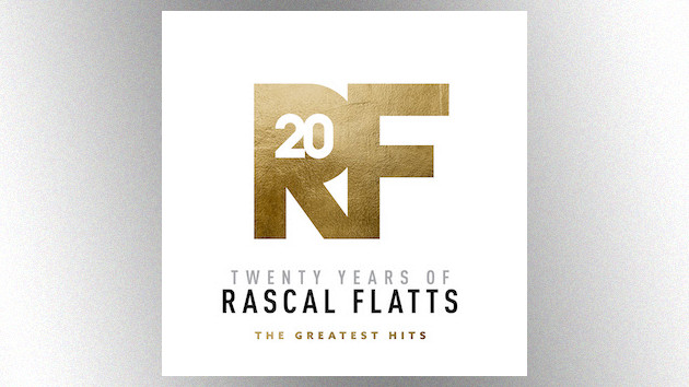 Rascal Flatts look back at two decades of musical memories with brand new greatest hits album