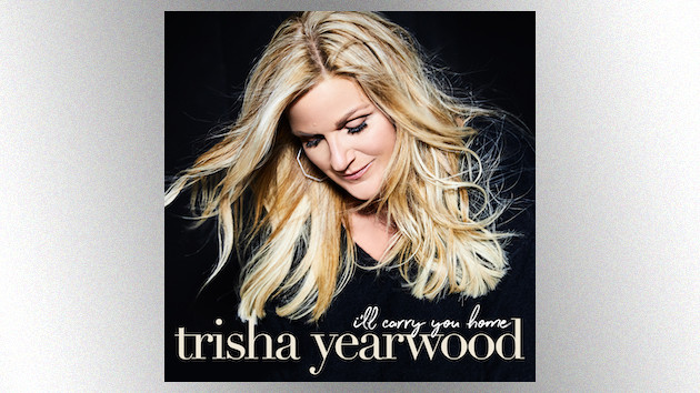 """Trisha Yearwood's """"I'll Carry You Home"""" video is a montage of personal childhood home movies"""