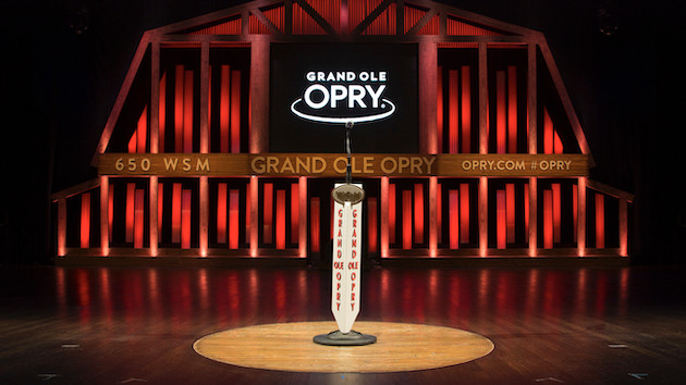 Grand Ole Opry to reopen to live audiences beginning October 3