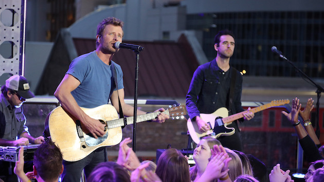 Dierks Bentley hints that he's got big plans coming with a series of social media teasers