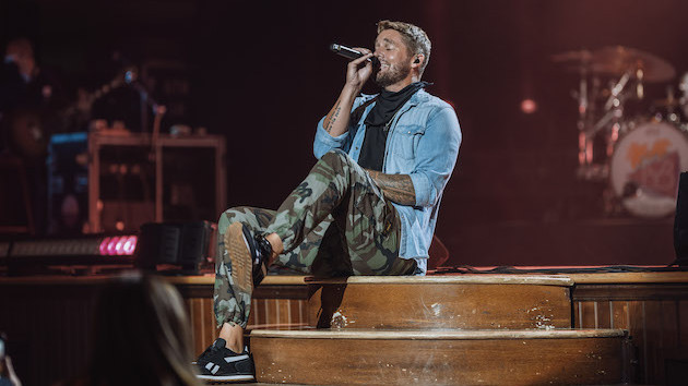 On her first birthday, Brett Young tributes his little 'Lady' with a special performance video