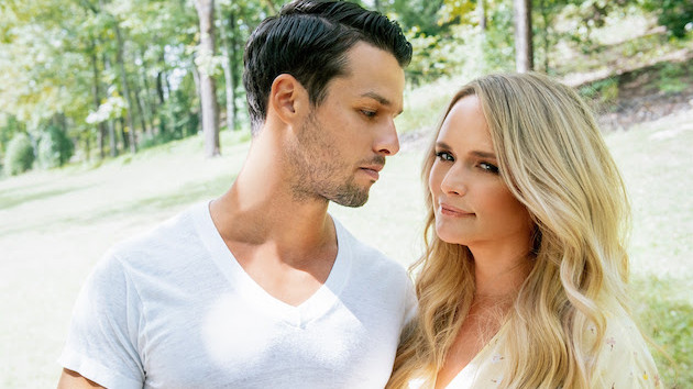 """Miranda Lambert is """"Settling Down"""" in her home-inspired new video, with help from her hubby"""