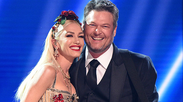 Blake Shelton and Gwen Stefani are officially engaged