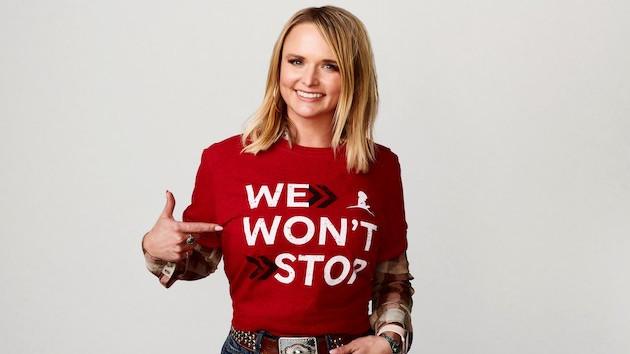 Reba McEntire, Miranda Lambert and more stars help St. Jude launch We Won't Stop campaign