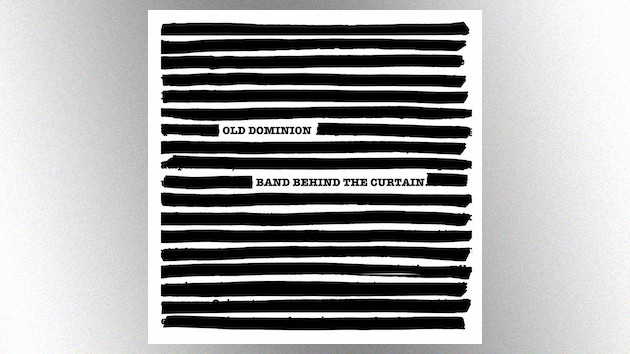 Old Dominion unveils 'Band Behind the Curtain', a three-pack EP of hits they wrote for other artists