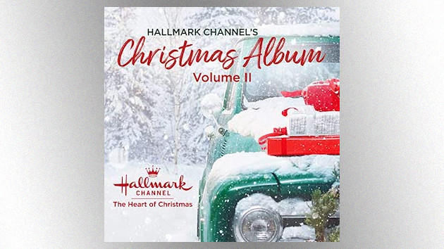 Brett Eldredge, Gabby Barrett + more add tracks to Hallmark Channel's 'Christmas Album Vol. 2'