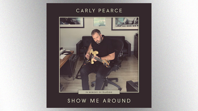 """Carly Pearce tributes her late friend busbee in """"Show Me Around"""": """"He holds such a sweet place in my heart"""""""