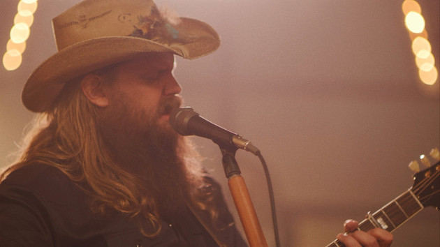 Chris Stapleton's got the perfect gift for fans with beard envy this year
