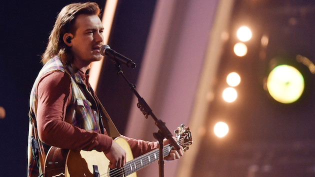 """After releasing 'Dangerous,' Morgan Wallen's planning """"a little hiatus"""" to spend time with his son"""