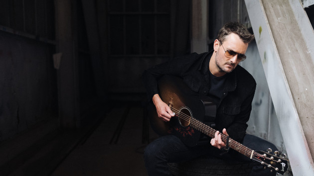 'Heart & Soul': Eric Church announces a three-album project on the way