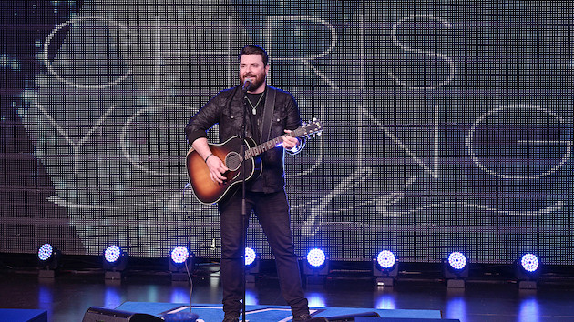 """Chris Young might have a double album coming: """"I've got a lot of work ahead of me in 2021″"""