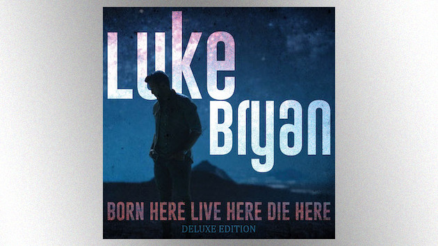 """Luke Bryan unleashes """"Country Does,"""" the first new track off a just-announced upcoming deluxe album"""
