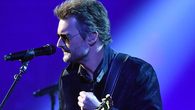 """""""Never Break Heart"""": Ahead of his album's April release, Eric Church shares another 'Heart & Soul' track"""