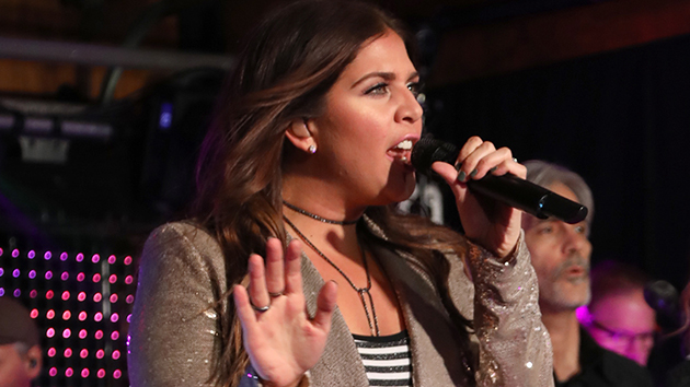 "Dress for Success: Hillary Scott lends her support to ""Your Hour, Her Power"" campaign"