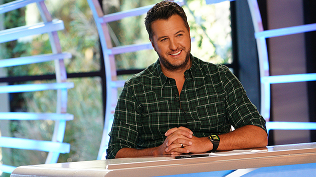 """Luke Bryan is """"Down to One"""" at the top of the country charts"""