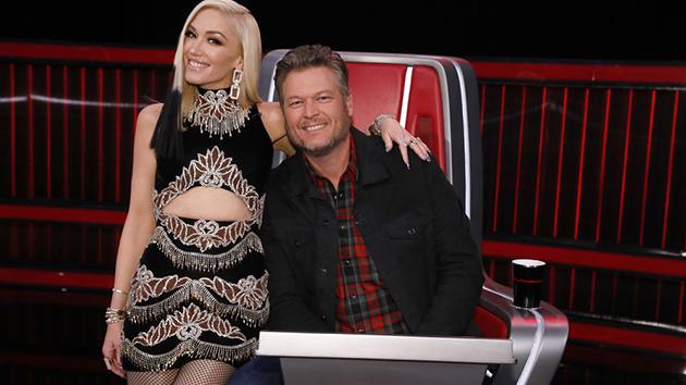 Blake Shelton hid Gwen Stefani's engagement ring in his truck