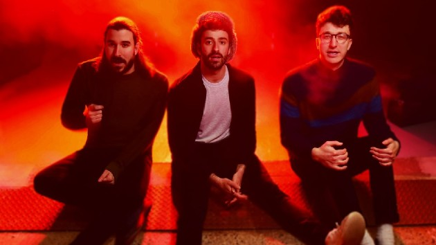 """AJR explains ongoing success of """"Bang!"""": It was """"just different and quirky enough"""""""