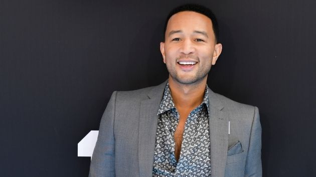 """John Legend speaks about the """"bold move"""" behind choosing his stage name"""