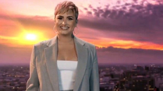 """Demi Lovato opens up about recent weight loss: """"This is a different experience"""""""