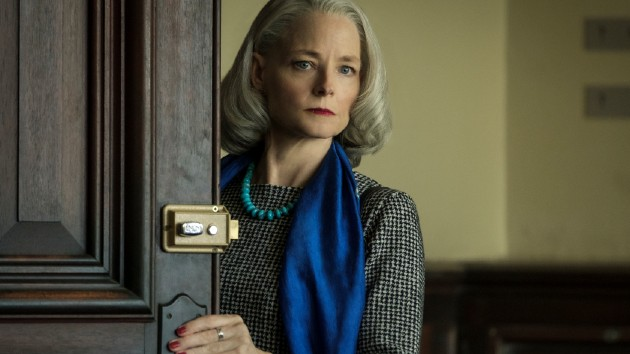The Mauritanian, starring Golden Globe winner Jodie Foster, out on VOD today